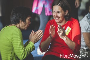 dames in therapie fibromove