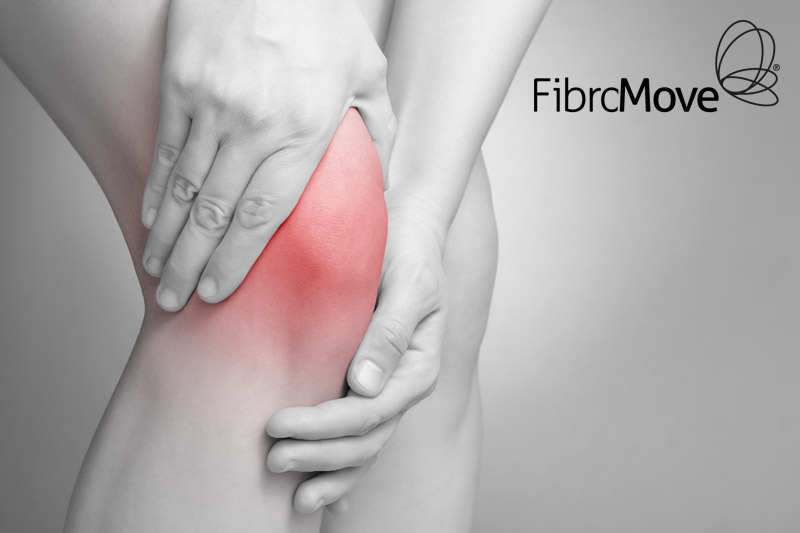 chronische pijn knie fibromove