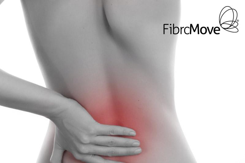 chronische pijn rug fibromove