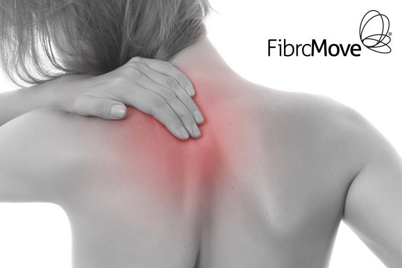 chronische pijn schouder fibromove